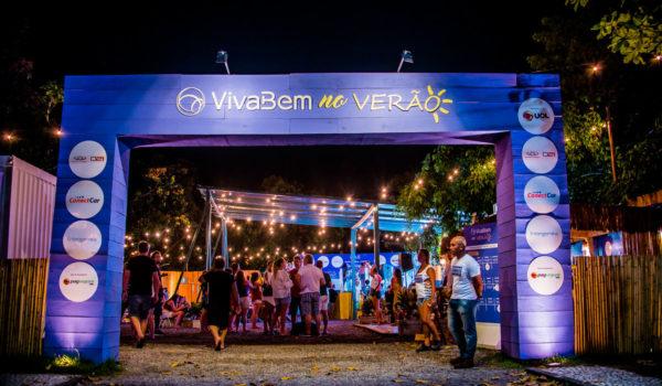 Brand experience vira atração turística na Arena Viva Bem no Verão pelo segundo ano