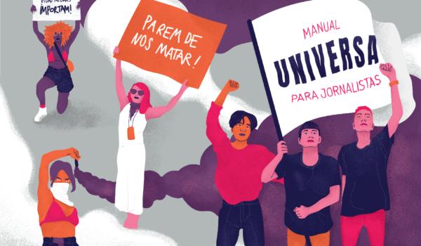 Universa lança manual de conduta para cobertura sobre violência de gênero